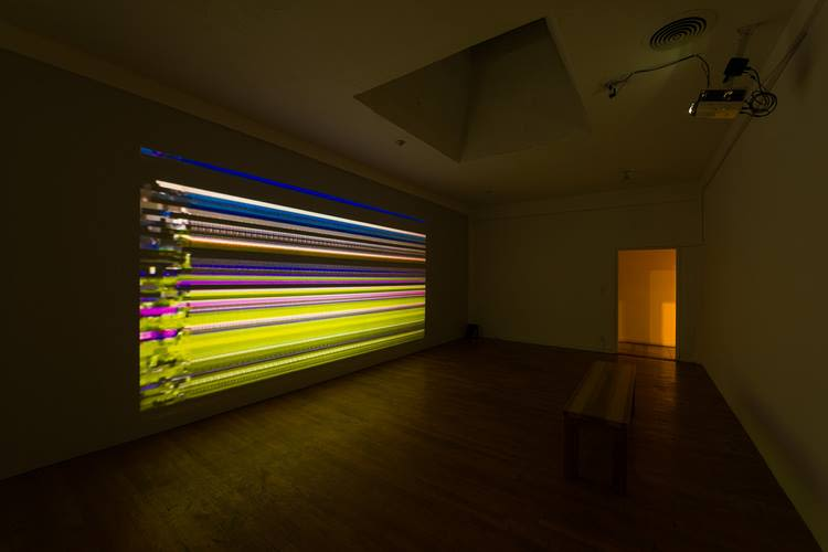 the escapists, installation view