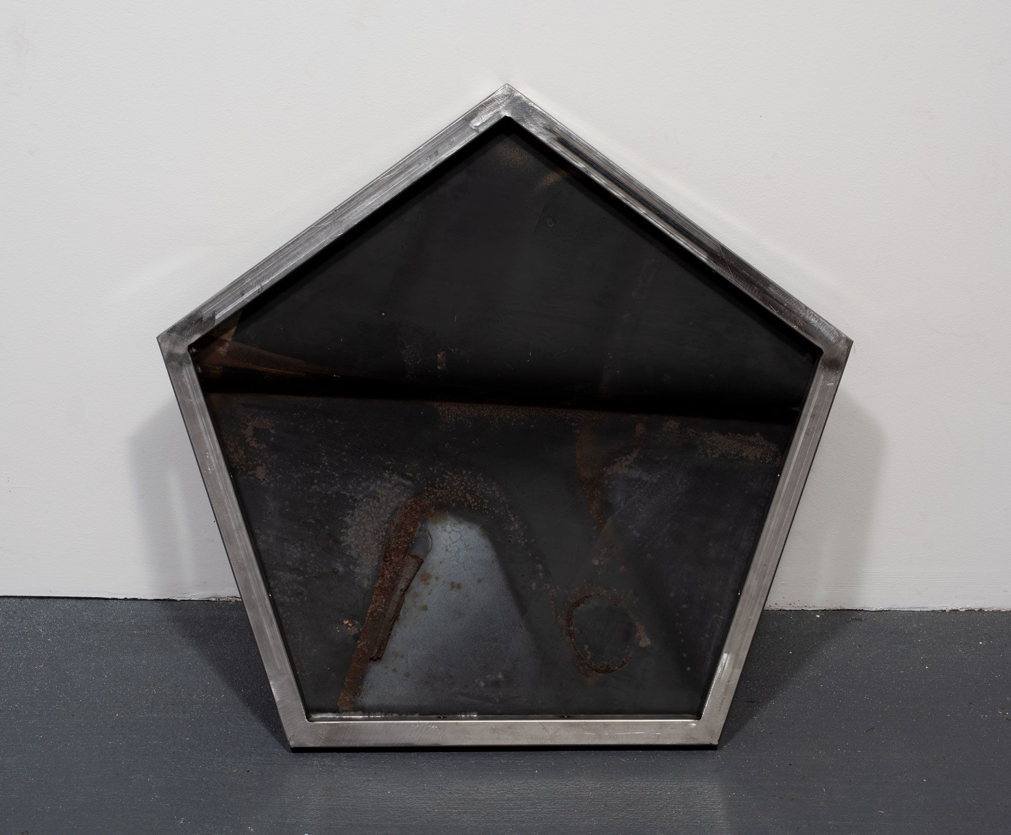 Five Point Hood Shield (light blue)