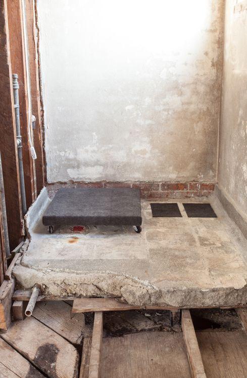 Floor Marker (Zheng's Fridge)