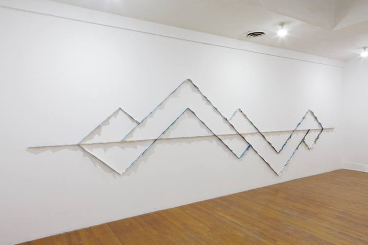 The sea and the mountains, 2015