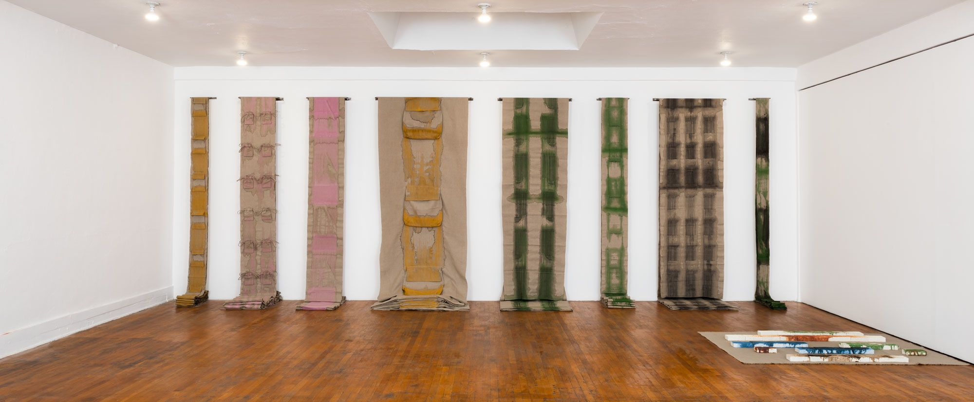 Installation view, Commonwealth and Council