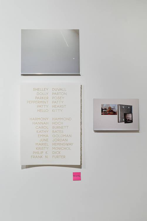 Simultaneous Interpreter, Raging (Cast List for The Hearing Trumpet), 2015