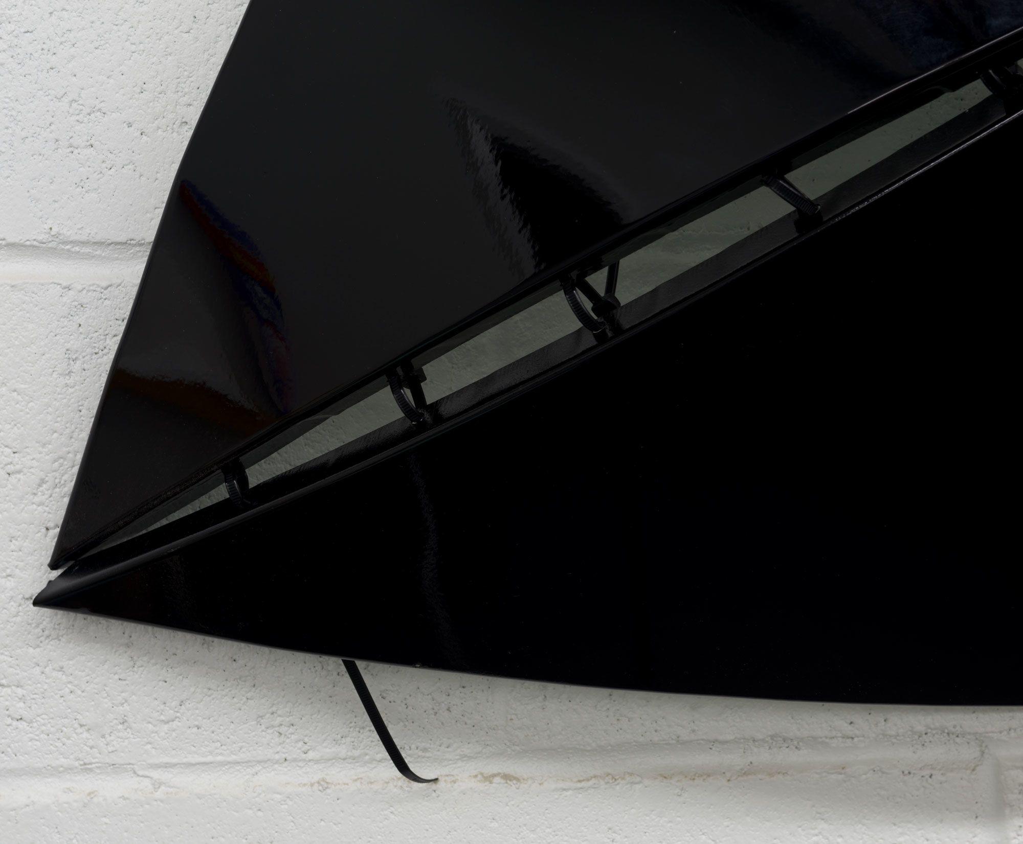 Nine Point Custom Made Shield, detail
