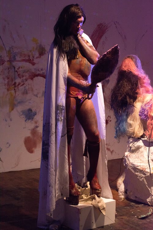 Opening night performace w/ Project Rage Queen (Dalton Chase, Alice Cunt, Travis R-D, Vik Victorious)