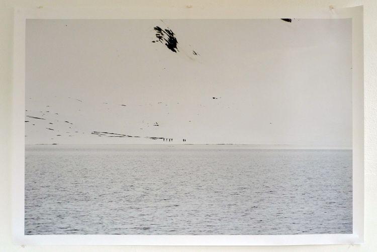 The Shore is Still in the Sea, 2012