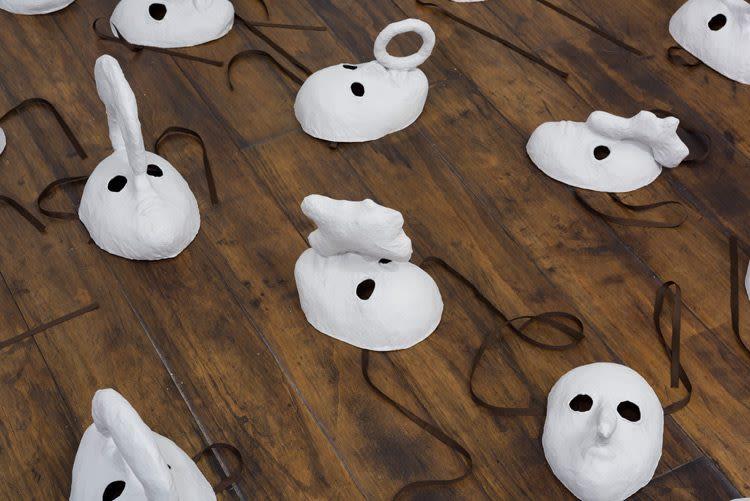 Object Masks, detail