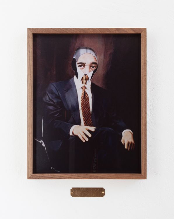 Let Us Now Praise Famous Men (After Raynal, After Levine, After Weston) No. 4, 2013