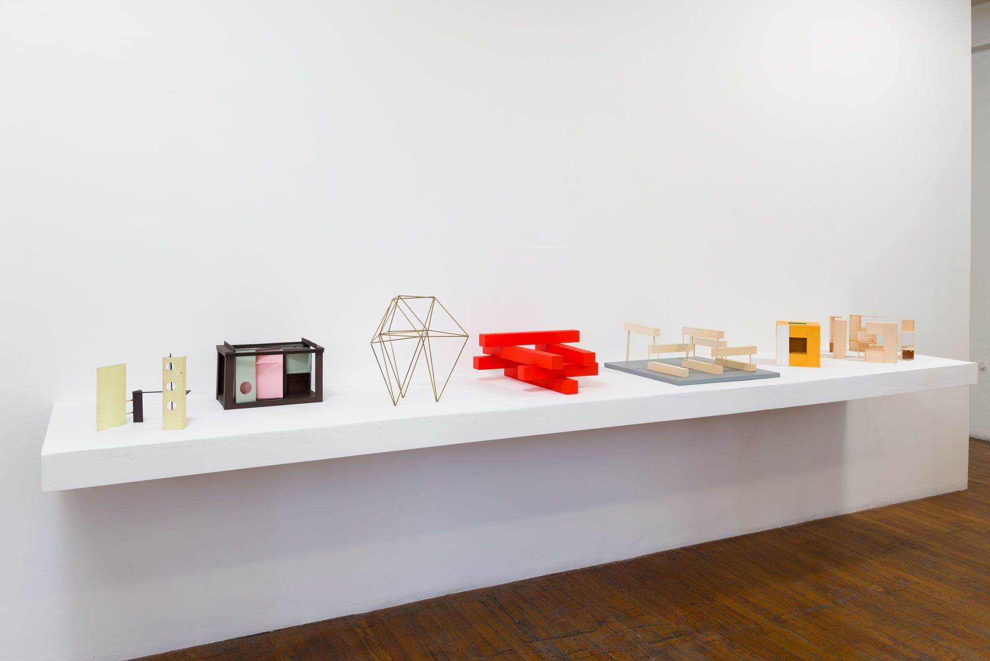 Alice Könitz, Installation view