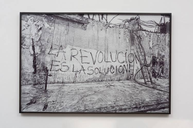 Untitled (La Revolucion es la solucion!)