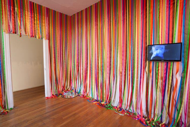 A RITUAL TO INVITE MAGIC installation, 2012