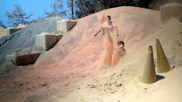Dust to Mountain, video still