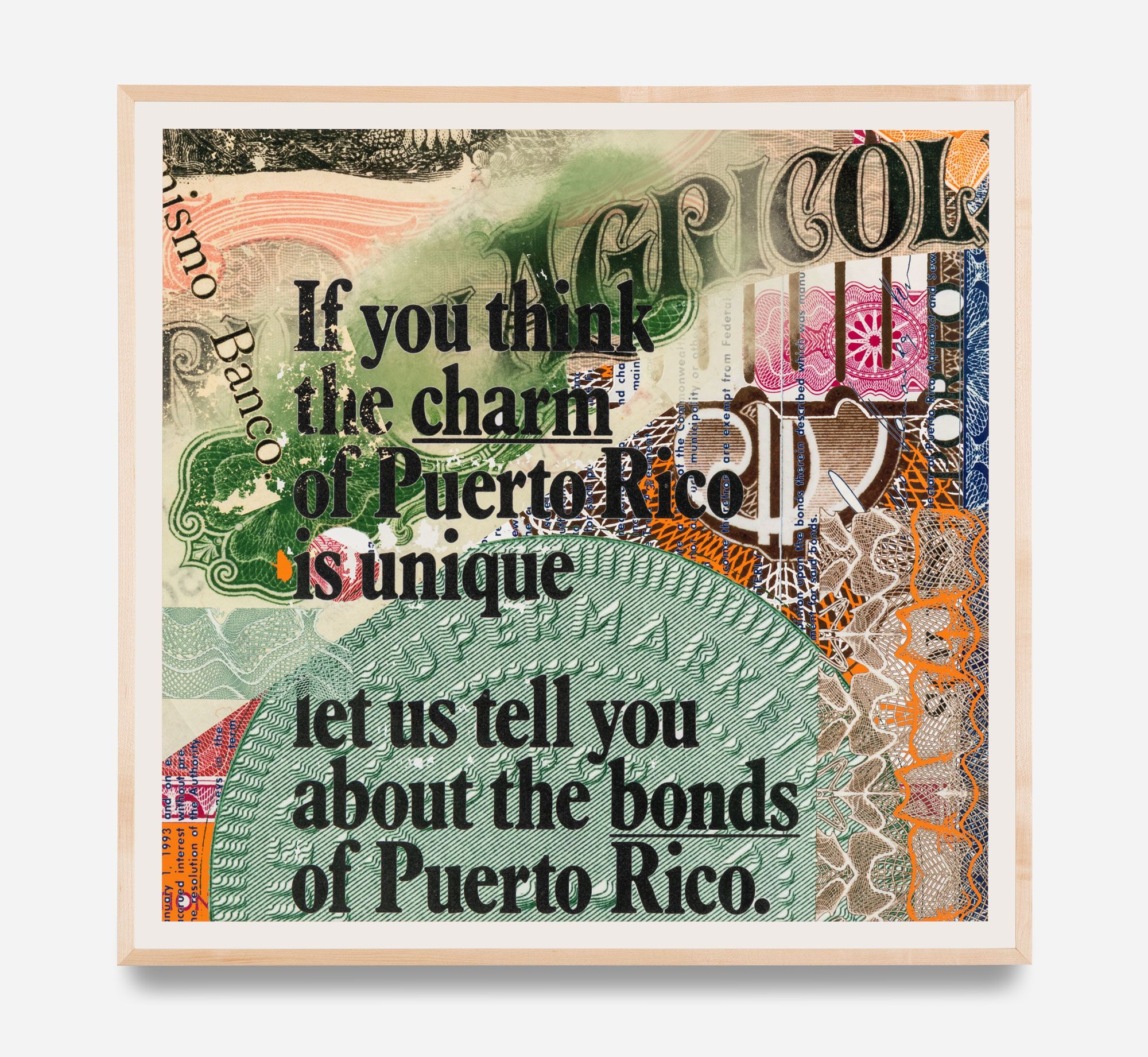 Charm Bonds
