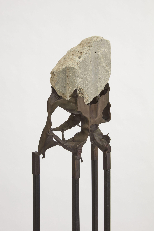 Manifold Prosthetic for Museum Fragment 1, detail