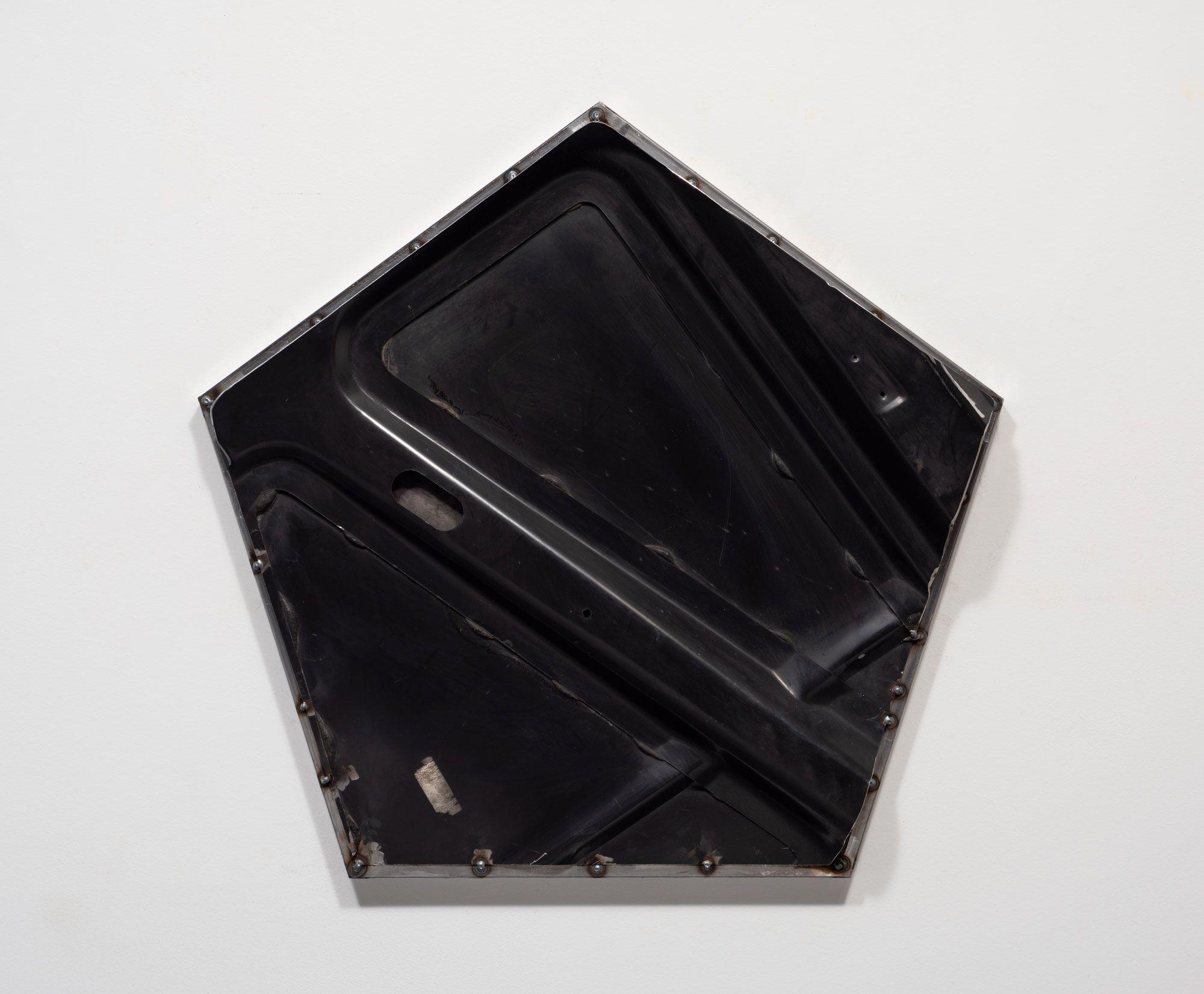 Five Point Hood Shield (black)