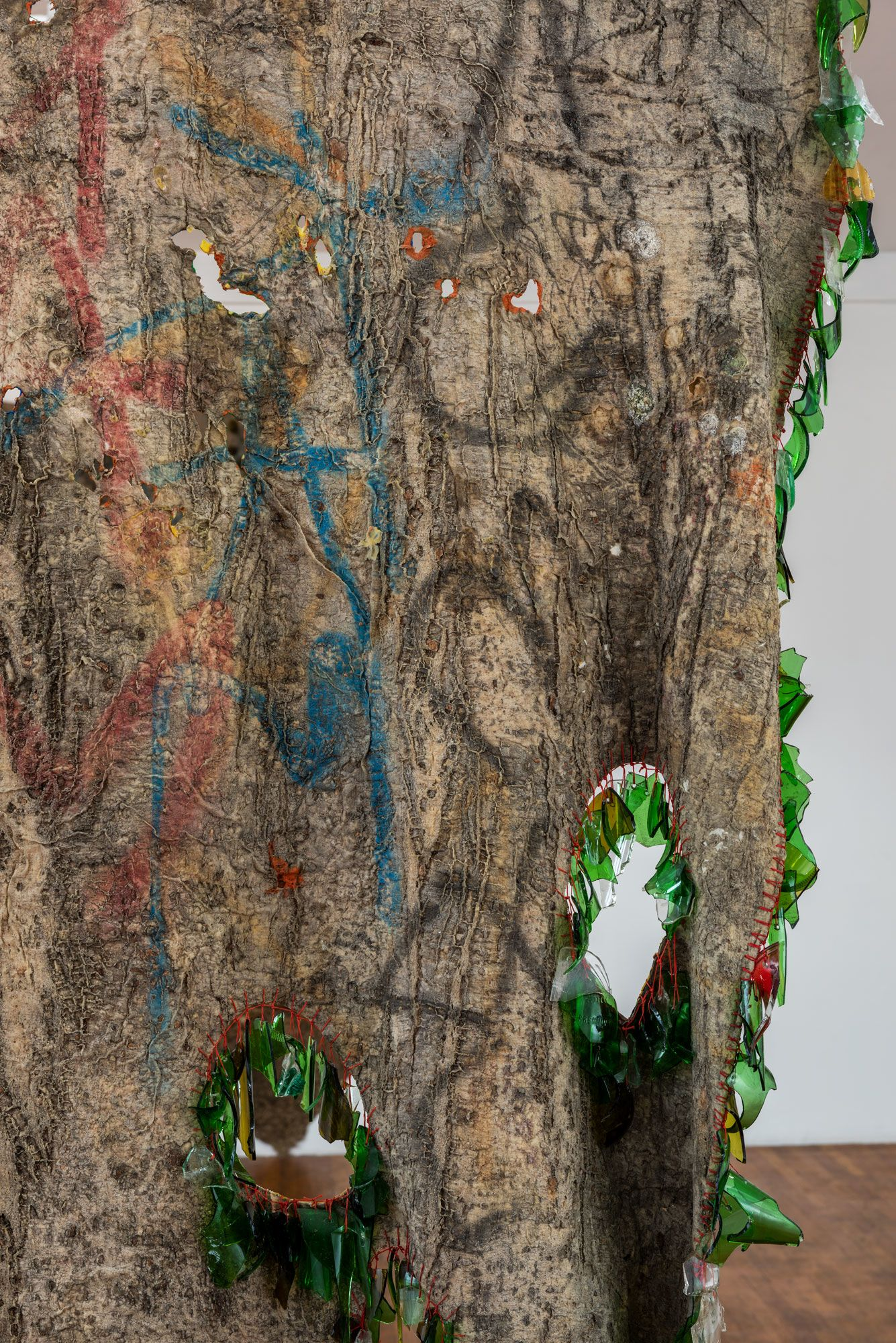 El Ruido Del Bosque Sin Hojas/The Sound Of The Forest Without Leaves, detail