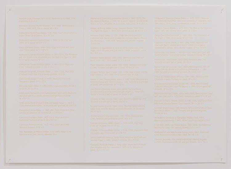 List, 2016