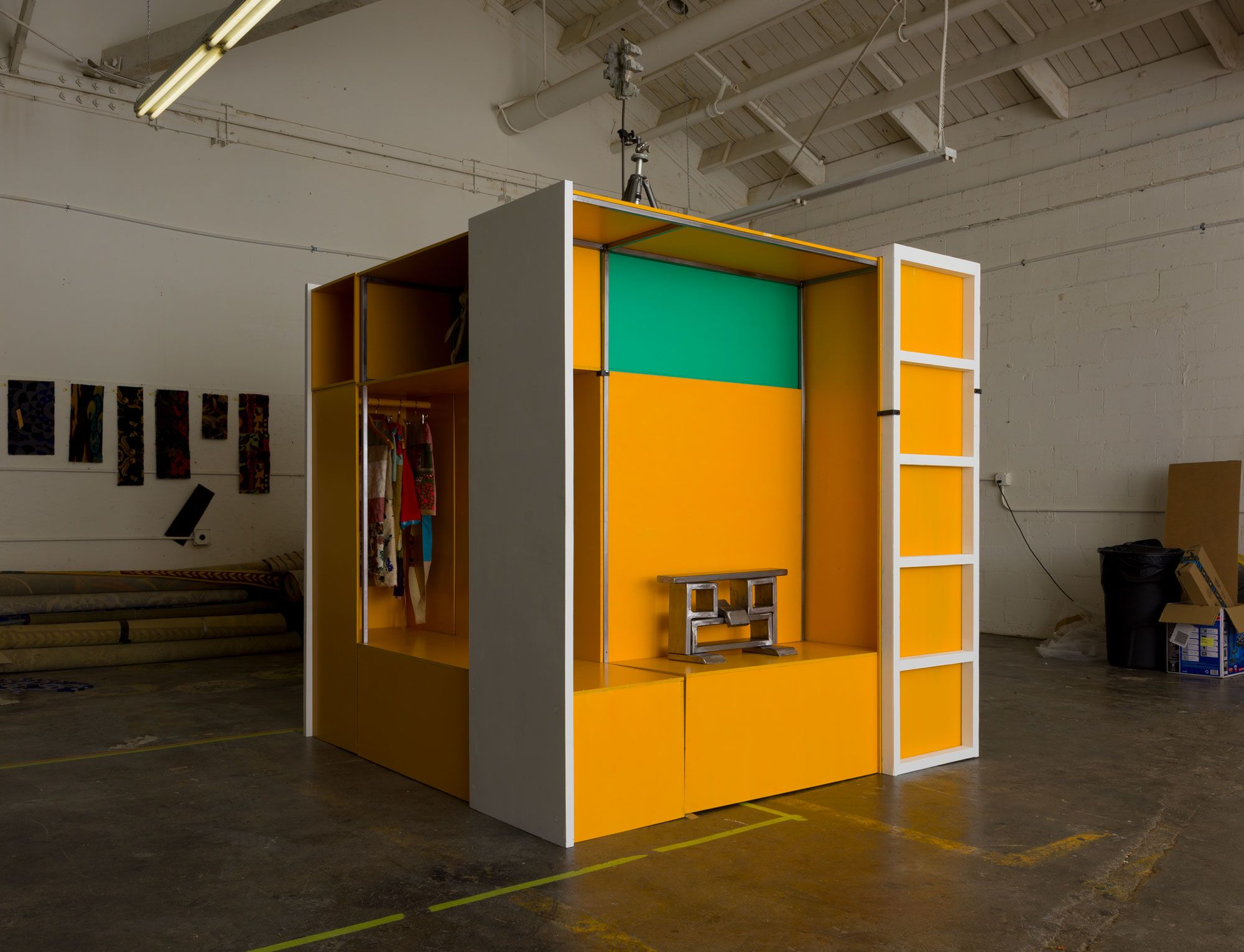 Los Angeles Museum of Art, Display System #7 (LAMOA DS 7)