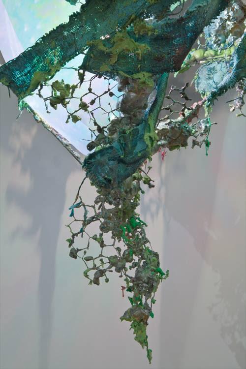Untitled Lantern, detail