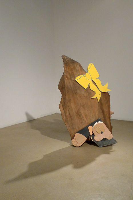 Michael Decker, Young Girl, detail