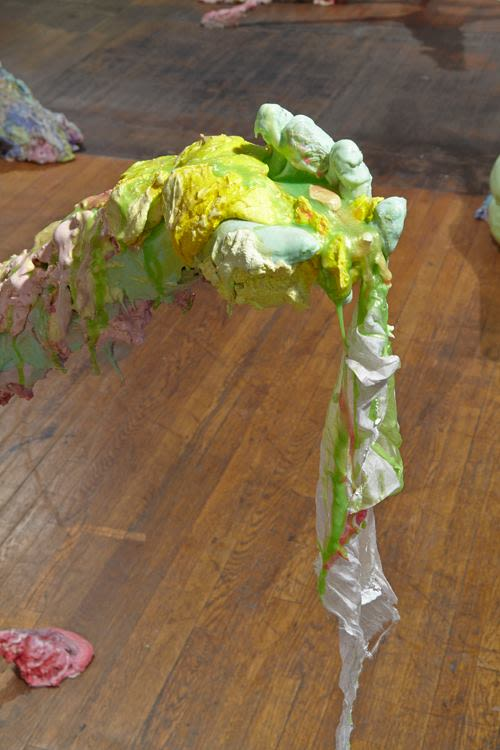 Untitled Sculptures (Garden of Trans-Mortality)—Part B, detail