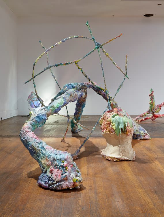 Untitled Sculptures (Garden of Trans-Mortality)