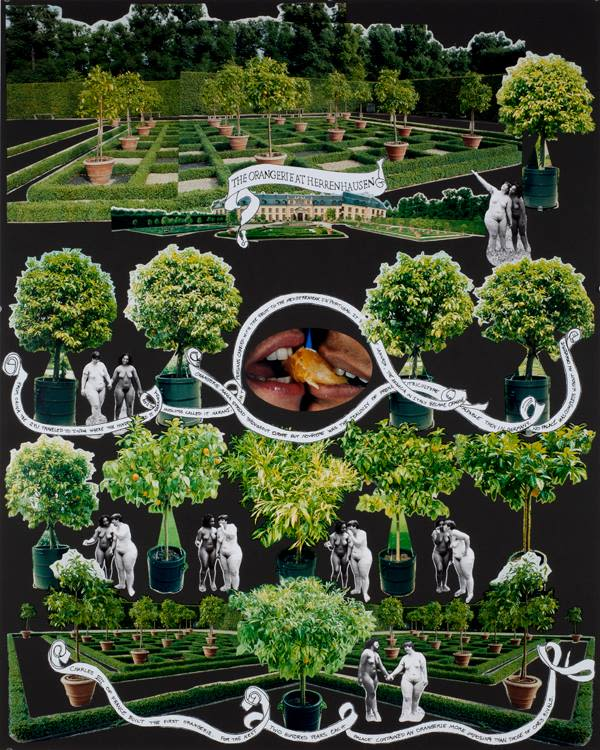 The Orangerie at Herrenhausen