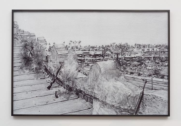 Untitled (Korean Merchants on the Rooftop)