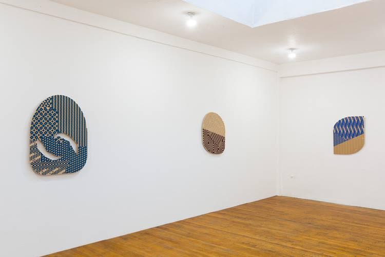 Galería Perdida, Installation view