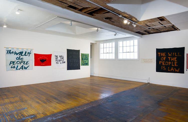 Fiona Jack, Installation view