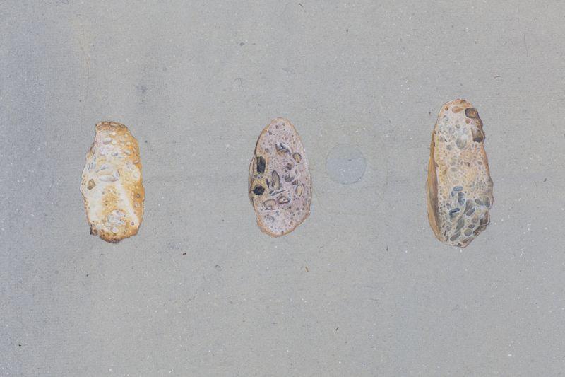 Ariane Vielmetter, Knaepchen, detail