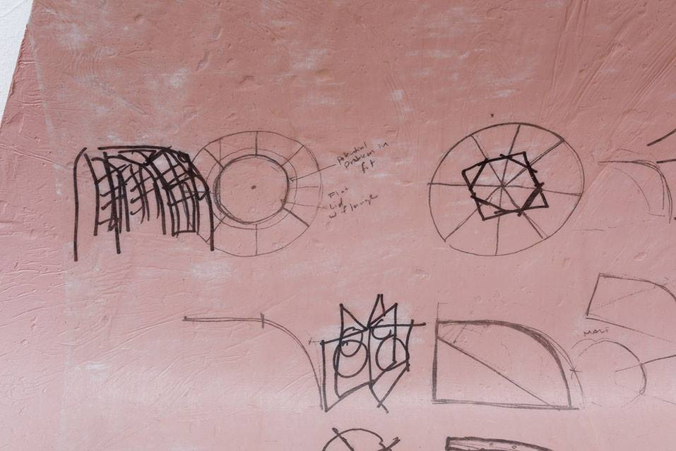 Constructions, detail