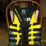 Body Glove Life Vest (small adult)