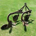 Ferguson  2 bottom Plow