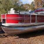 2016 Sylvan Merage 8522 Pontoon