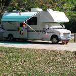 FOUR WINDS MOTOR HOME