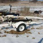 Shore Land'r Boat Trailer