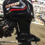 1999 150 HP Evinrude Ficht Outboard Engine
