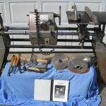 Total Shop 6 in 1 Woodworking Machine
