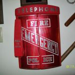 Police / Fire Emergency Call Box