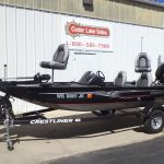 2015 CRESTLINER 16 STORM...EQUIPPED AND READY!