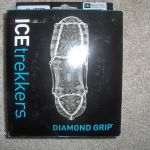 Ice trekkers diamond grip cleats 2XL