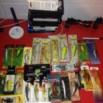 60 walleye/bass crankbaits new in the package $250 to your door .