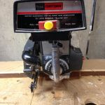 Craftsman radial arm saw 10 inch