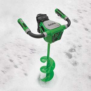 8-Inch ION X Electric Ice Auger