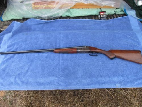 Ithaca 1938 NID .410 Double Barrel Side By Side Shot Gun Double Triggers Full/Full