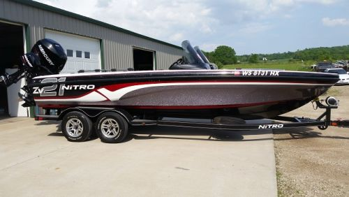2014 NITRO ZV 21 -  REDUCED PRICE!