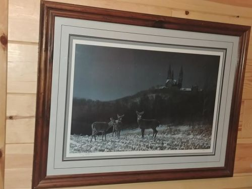 Don Kloetzke - Framed and signed Print