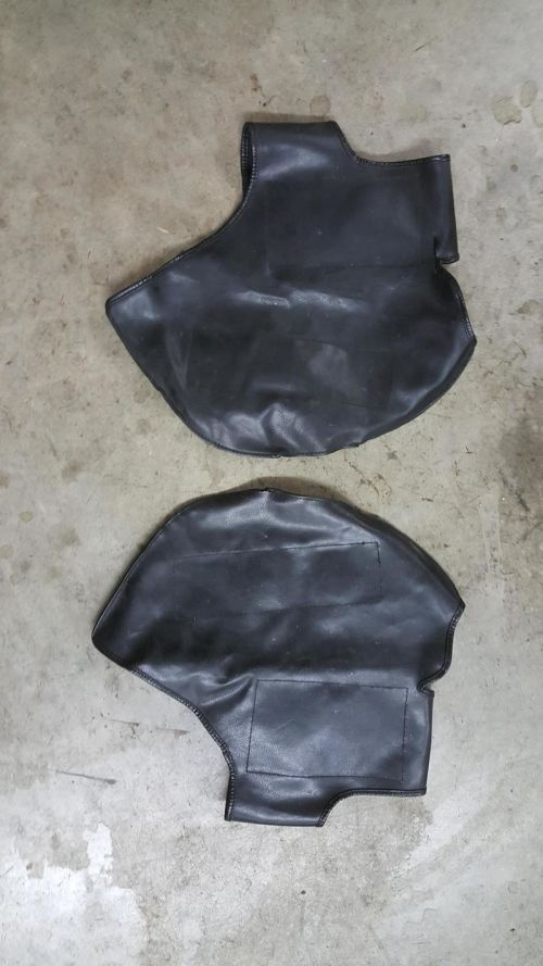 Harley Davidson Engine Guard Covers