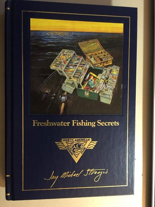 Freshwater Fishing Secrets - NAFC - 354 Pages - Brand New