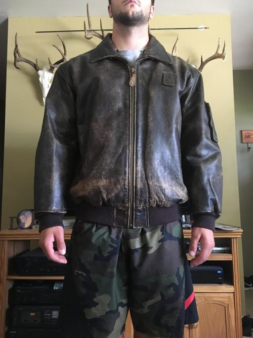 Browning Leather Jacket